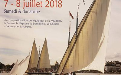 Voiles Latines Morges 2018